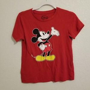 Mickey Mouse Women's Top
